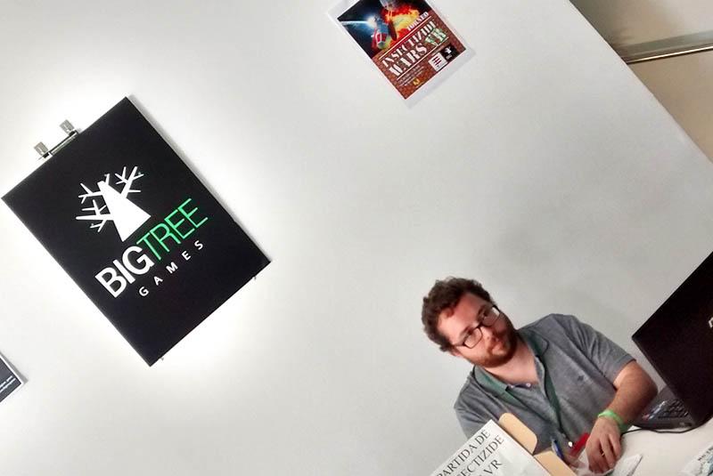 Bigtree Games en Festival Metrópoli Gijón 2015