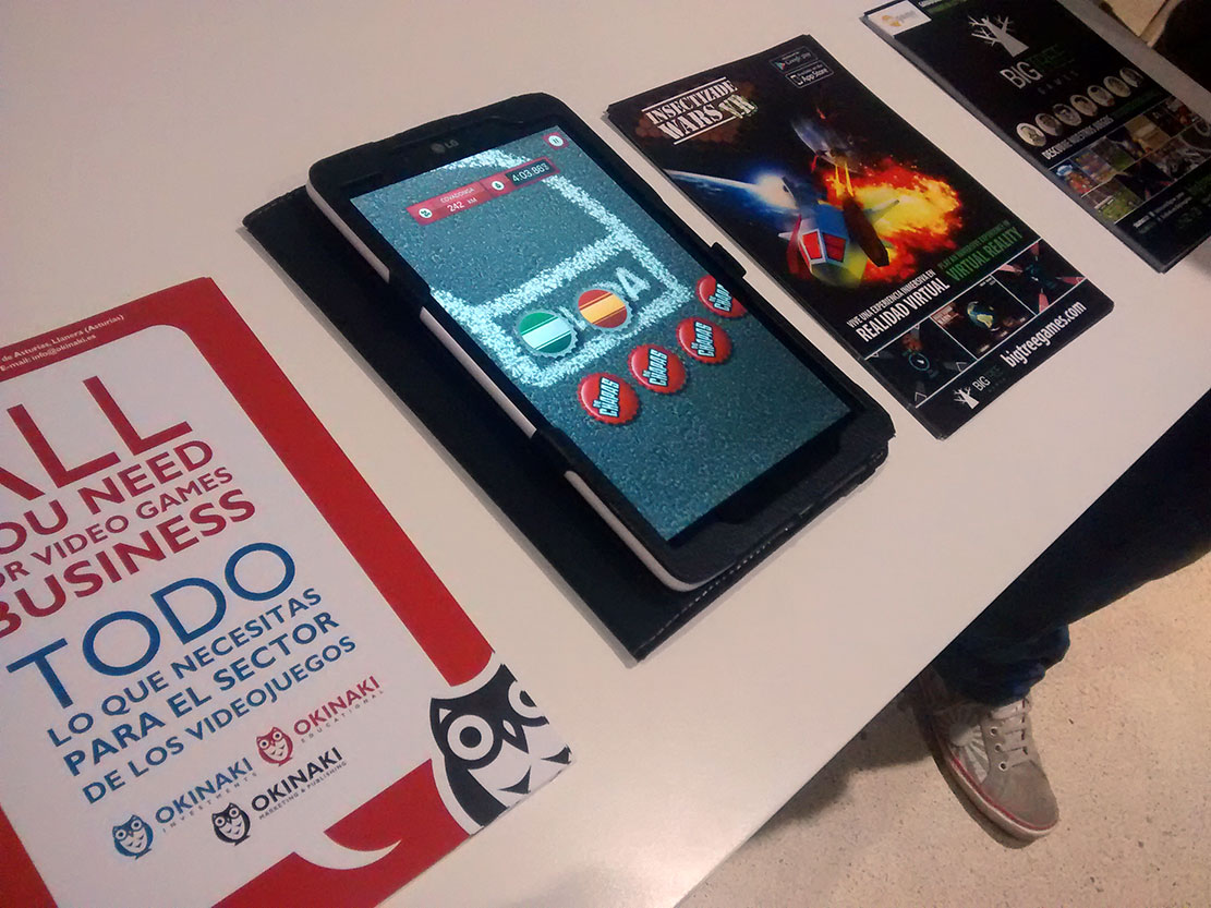 Bigtree Games en Culture Game Fest Santander