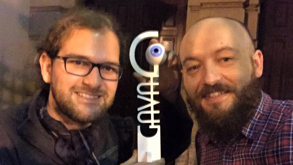 David Figueiras y Jorge Sánchez de Okinaki